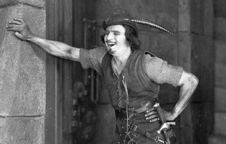 สปอยหนังเรื่อง Douglas Fairbanks in Robin Hood